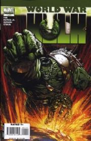 World War Hulk Comics